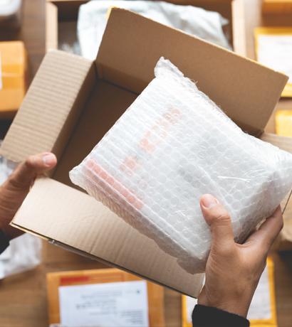 Les BOX de produits à domicile